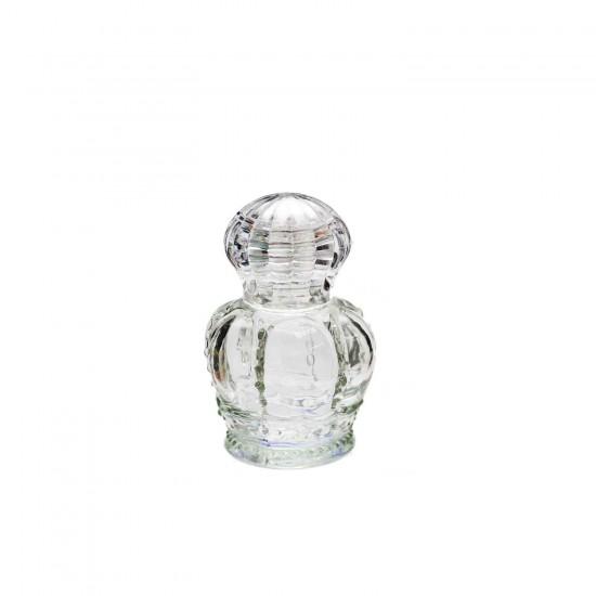 Saray Kapaklı  Küçük Cam Şişe 100 CC (10 Adet)